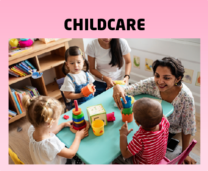 Image – Childcare – Nurseries, Childminders, Councils