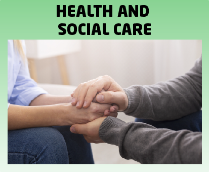 Image – Health and Social Care – Councils, Care Homes, Social Work, Charities, Housing association