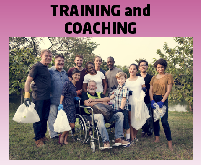 Image – Training and Coaching – Leisure, charities